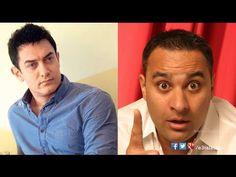 """Russel Peter asks Aamir to """"Shut Up"""" - e3gossips - http://lovestandup.com/russell-peters/russel-peter-asks-aamir-to-shut-up-e3gossips/"""