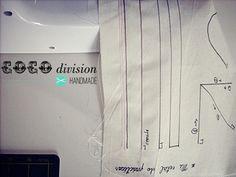 Aprende a coser con CoCo division https://cocodivision.wordpress.com/talleres/