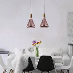 AZzardo Ida S Gold - Závěsná svítidla - Elusia. Copper, Ceiling Lights, Lighting, Luxury, Design, Home Decor, Decoration Home, Light Fixtures, Room Decor