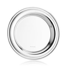 Christofle Albi Silver Plated Round Platter