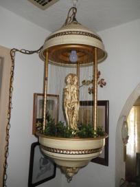 Vintage Oil Rain Lamp