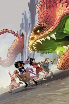 Fiona Staples - Rat Queens #1