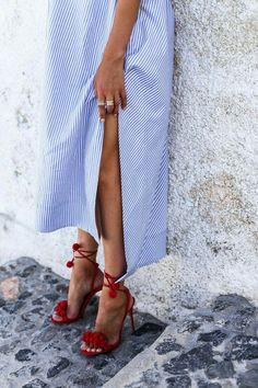 Red heeled sandals --> Shoes Pinterest: @FlorrieMorrie00 Instagram: @flxxr_