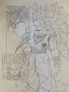 Goku par Youngjujii https://pbs.twimg.com/media/Cl11OTzUoAEqoDt.jpg