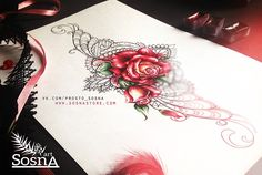 Roses and lace,Tattoo rose sketch and lace. Tattoo design flower. Tattoo idea #linkinbio #twitch #art #artist #tattoodesign #tattoo #paw #rose #3d #art #beautiful #bleeding #love #flowertattoo #roses #rosetattoo #colourtattoo #colourrealism #manchesterink #manchestertattoos #manchester #tattoooftheday #tattoocommunity #bodyart #tattoolife #inked #inkedup #inkaddict #tattooed #tattooart #tattoos #tattoo #tattooculture #besttattoos #realtattoos #supportgoodtattooing #tatted