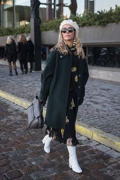 Stockholm Fashion Week 2018: Street Style | Glamour UK