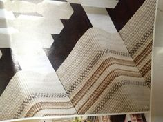 Stair runner Stair Railing, Railings, Front Hallway, Staircase Makeover, Stair Runners, Foyers, Stairway, Staircases, Little Houses