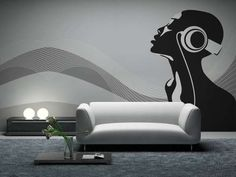 Musically Inspired Wall Decals - These Decorations by PIXERS are Perfect for Those Who Love Tunes (GALLERY)