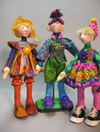 Doll Net - World Hub for Doll designers and suppliers, collectors and lovers. Cloth Doll Patterns and more! Dolls and more!