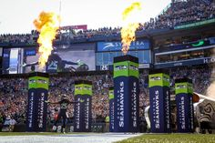 The Seattle Seahawks kick off the 2015 preseason at CenturyLink Field on Friday. Description from blog.seattlepi.com. I searched for this on bing.com/images