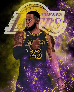 Western Conference, Basketball Teams, King James, Los Angeles Lakers, Lebron James, Captions, Goat, Hip Hop, Design Inspiration