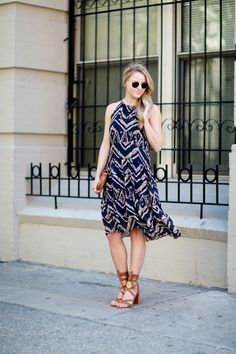FLORAL MIDI DRESS -Spring dress for attending a wedding