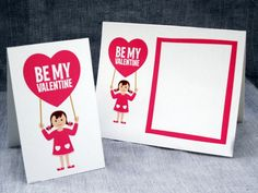 free valentines day party printables