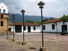 Colonial Architecture at Giron, Santander, Colombia. Find us on Facebook: https://www.facebook.com/Going2Colombia