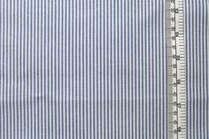 WESTFALENSTOFFE Streifen SYLT blau weiß von kleinkariert-stoffversand auf DaWanda.com