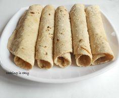 COOKING IS EASY: Whole wheat flat bread / phulka/roti/chapathi..