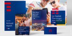 打破TIM的品牌和业务的障碍 - 工作 - Interbrand