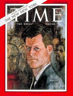 Ted Kennedy | Sep. 28, 1962