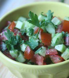 salad for rosh hashanah