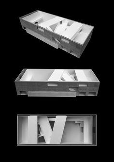 tao lei architect studio: yue art gallery, bejing (2011)