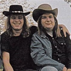 Ronnie and Ed King