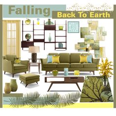 Light Blue And Green Living Room earth tone living room with green wall paint and gray sofa for