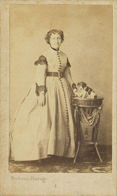 Retratos | Brasiliana Fotográfica Joaquim Insley Pacheco. Isabel, Princesa do Brasil, s.d.