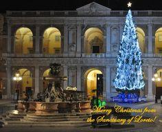 #MerryChristmas and #happynewyear ! #marchespiritualroute #Loreto
