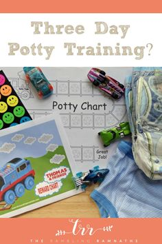 Just a glimpse into our potty training journey and what did and didn't work for us. Let's just say that the three day method did not work for us.