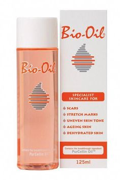 From taming frizzies to hydrating cracked cuticles to soothing a parched face, Bio-Oil is an inexpensive miracle-worker that is light-weight and non-greasy, thanks to its star ingredient, PurCellin oil. Add to the mix that this liquid gold is known to improve the appearance of stretch marks and scars and we don't know why everyone doesn't already own a bottle. #ApplyingMascara #WitchHazelStretchMarks Bio Oil Before And After, Bio Oil Uses, Bio Oil Scars, Beauty Products You Need, How To Do Eyeliner, Acne Oil, Moisturizer With Spf, Uneven Skin Tone, Shopping