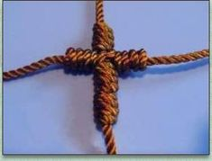 Knotted Twine Rosary - ROSARY MAKERS GUIDE