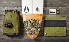 #Surfing  #Traveling  #Photography? You will like the Limited Edition @nixon_now Capsule Collection co-designed by pro-surfer John John Florence.  #photooftheday #picoftheday #instagood #instamood #instadaily #cycling #travel #globetrotter #bikelife #outdoors #mobilerebels #teamfunki #camerabag #fashion #style #backpacking #photographer #activeliving #outdoors #surf #skate