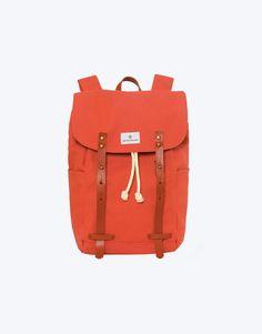 No. 2  Backpack Terracotta by AdaBlackjack on Etsy