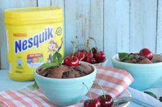 Σοκολατένιο frozen yogurt — Paxxi
