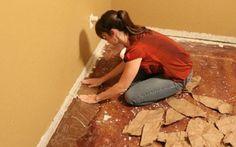 Hogyan újítsuk fel a padlót kevés pénzből? Ez a módszer megváltoztatja a véleményed a lakásfelújításról! - Ketkes.com