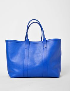 leather working tote
