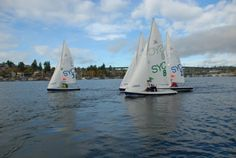 Learn to Sail at Seattle Yacht Club.