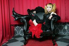 MINA young 2 Goth, Style, Fashion, Gothic, Swag, Moda, Fashion Styles, Goth Subculture, Fasion