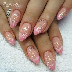 @pelikh_ Ideen Nägel  #apelikh #ideen #nagel Creative Nail Designs, Creative Nails, Nail Art Designs, Hair And Nails, My Nails, French Tip Nails, Nagel Gel, Nail Art Galleries, Nail Arts