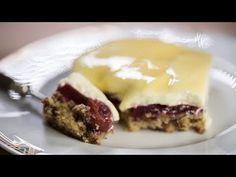 Eierlikörkuchen: Rezept für Eierlikörkuchen mit Sauerkirschen   Bayern 1   Radio   BR.de