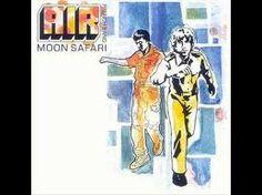 "15 Years To Air's ""Moon Safari"""