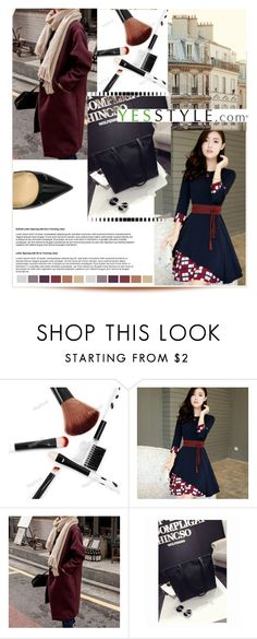 """""""YesStyle - 10% off coupon"""" by vicky-1314 ❤ liked on Polyvore featuring Ashlee, Fall and yesstyle"""