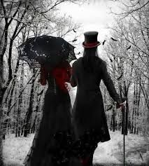 gothic couples - Google Search