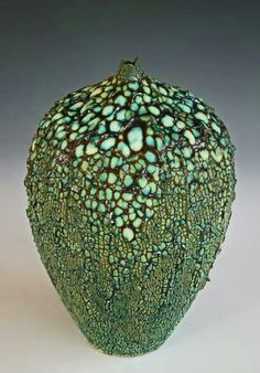 Check out this fantastical artist, William Kidd's work at http://www.williamkiddceramics.com/9594.html