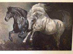 Tony O'Connor Equine Art whitetreestudio.ie