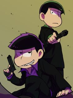 Choro and Ichi: the stoic pair