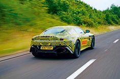 autothrill: Ecco la Vantage con i V8 AMG