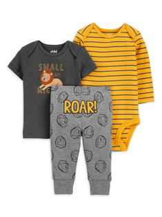 Newborn Outfits, Baby Boy Outfits, Carters Baby Boys, Infant Boys, Body Suit With Shorts, Diaper Bag Backpack, Pull On Pants, Long Sleeve Bodysuit, Outfit Sets