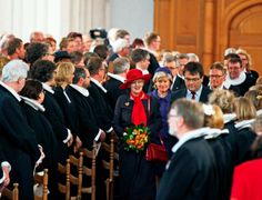 Queen Margrethe, May 13, 2013 | The Royal Hats Blog....Queen Margarethe of Denmark has had a busy week. Yesterday, she attended  Marianne Christiansen's installation as Bishop of Haderslev at the Haderslev Domkirke (Haderslev Cathedral).