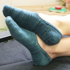Miriam Felton Footie Socks PDF
